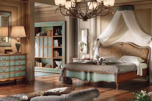 Чувственный итальянский дизайн спален
