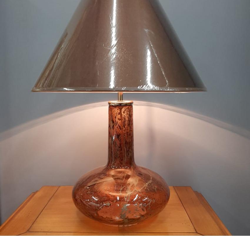 Лампа настольная 3181 Brown/ Farol