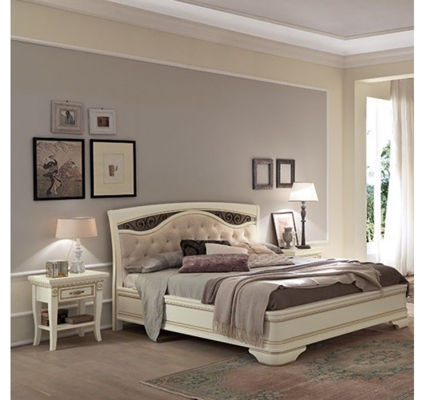 Кровать 71BO74LT Palazzo Ducale Laccato / Prama