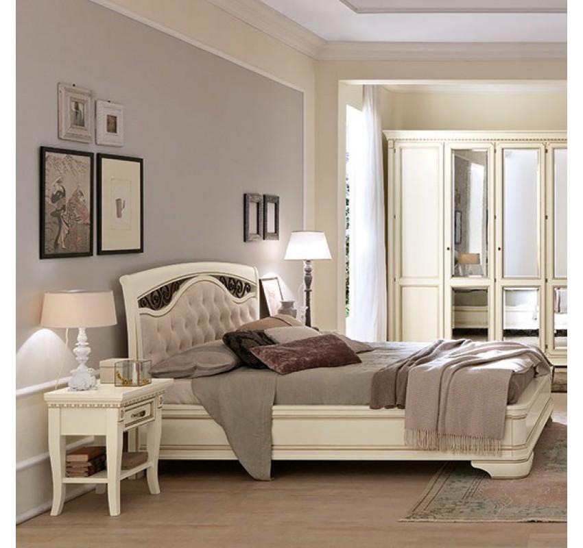 Кровать 71BO64LT Palazzo Ducale Laccato / Prama