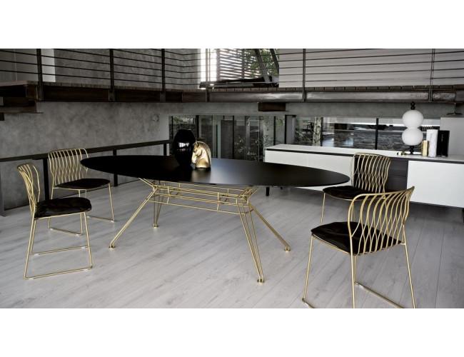 Стол Sander/ Bontempi Casa