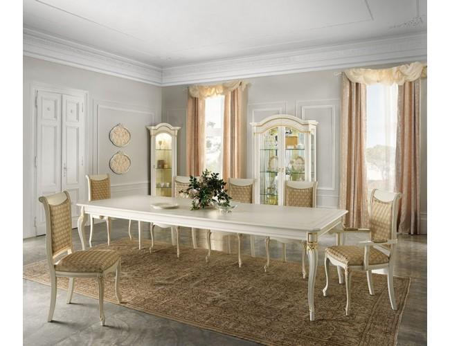 Стол 2621 Diamante Laccato/ Casa +39