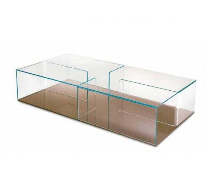 Журнальный столик Quadra/ Fiam