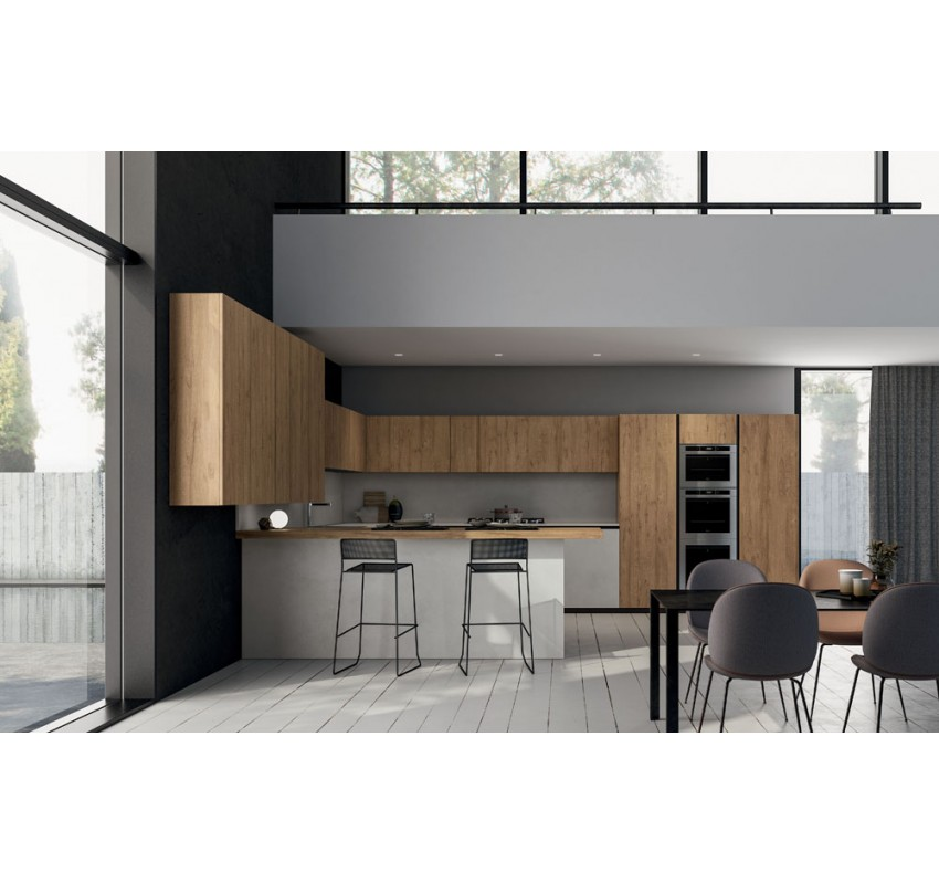 Кухня Time Gola 3/ GENTILI