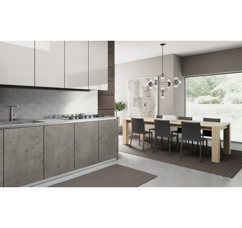 Кухня Time Telaio Alluminio 1/ GENTILI
