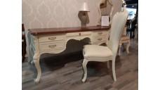 Изображение 'Стол письменный со стулом/ Gianni Taccini'