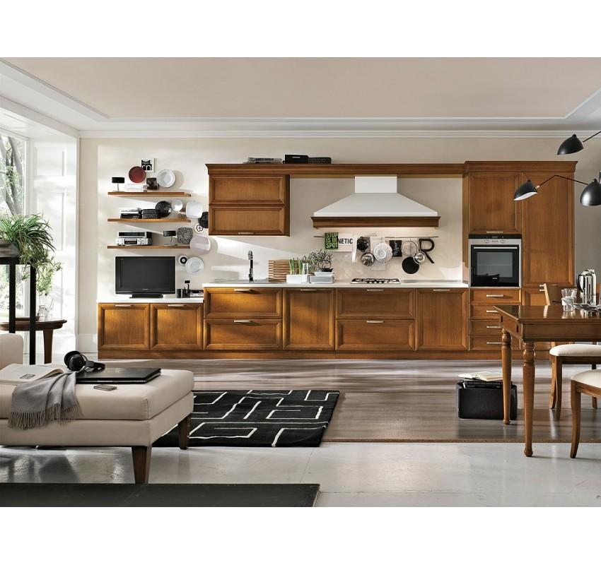 Кухня Le Gemme 1/ Le Fablier