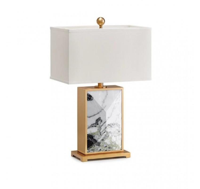 Лампа настольная Stenford white/ My Interno