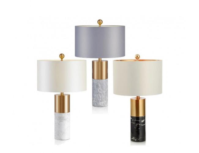 Лампа настольная Birmingam GREY/ My Interno