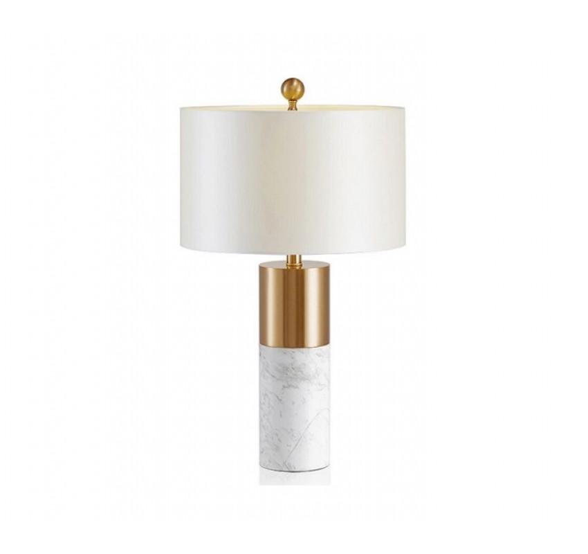 Лампа настольная Birmingam white/ My Interno