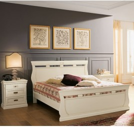 Кровать Venere avorio LETMAT1/ Maronese