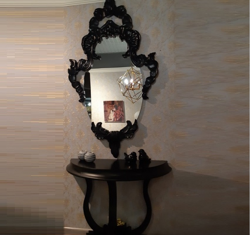 Консоль с зеркалом Valentino/ Brunello1974