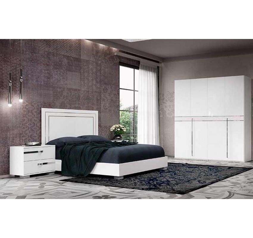 Спальня Volare White/ Status