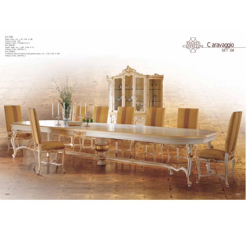 Гостиная Caravaggio композиция 1 / Angelo Cappellini
