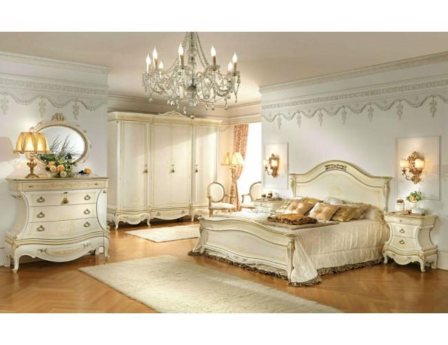 Спальня Napoleone Laccata / ANTONELLI MORAVIO & C композиция 1