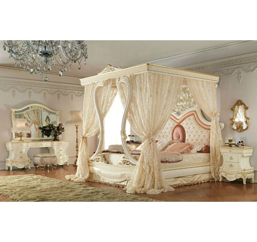 Спальня Napoleone Laccata / ANTONELLI MORAVIO & C композиция 2
