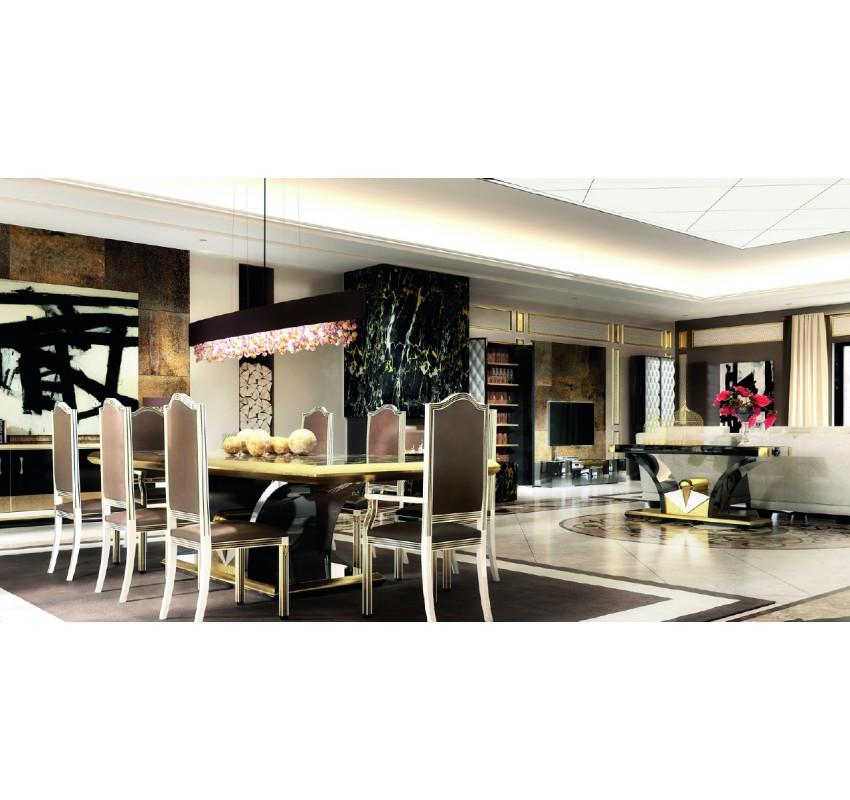Гостиная Pure / Asnaghi Interiors композиция 1