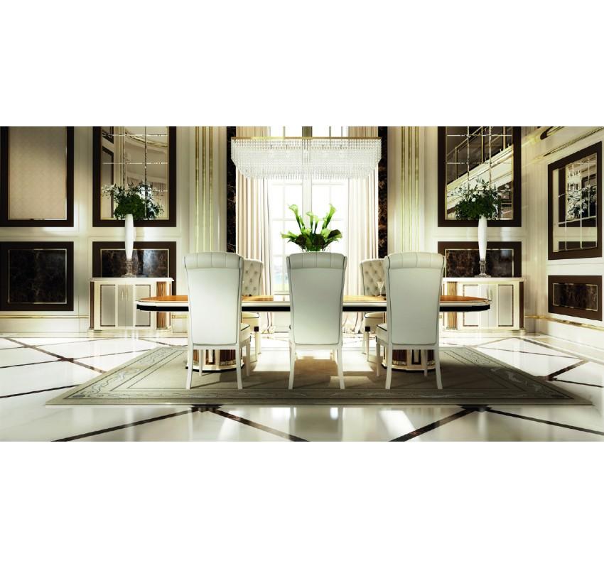 Гостиная Pure / Asnaghi Interiors композиция 2
