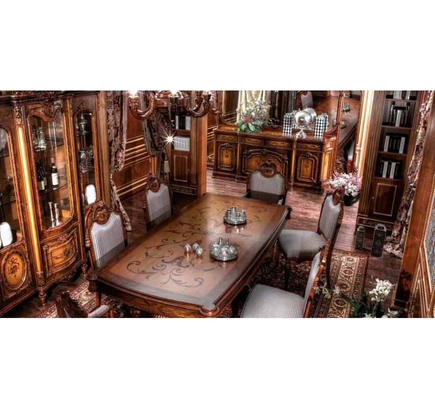 Гостиная Italia / Asnaghi Interiors композиция 3