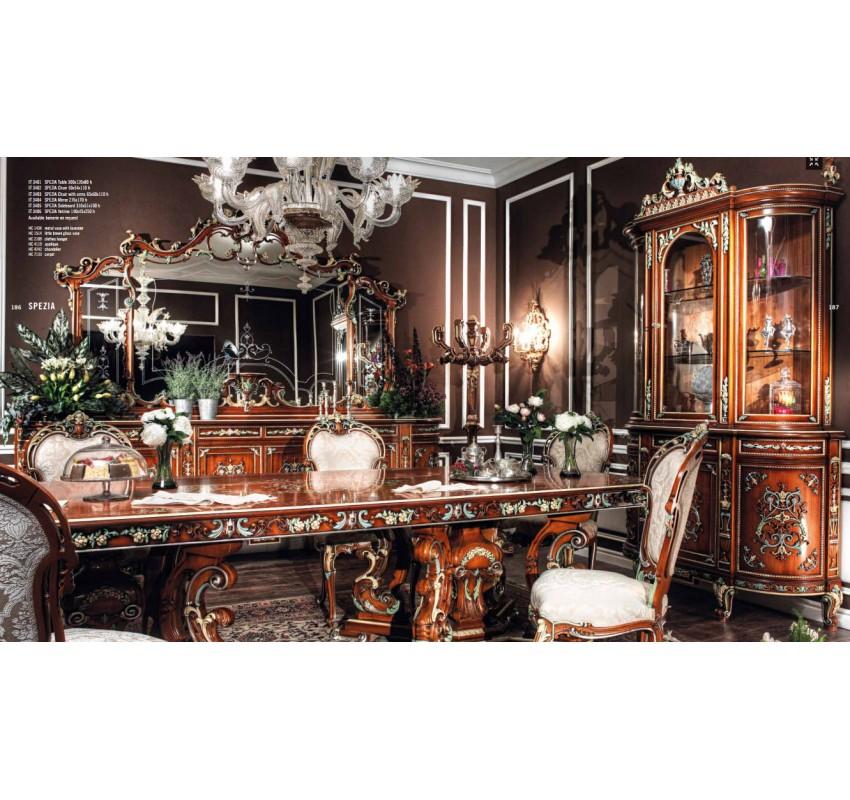 Гостиная Italia / Asnaghi Interiors композиция 4