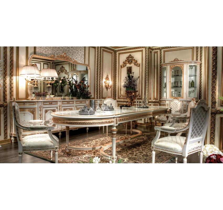 Гостиная Italia / Asnaghi Interiors композиция 5