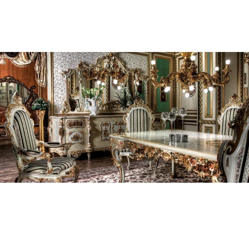 Гостиная Italia / Asnaghi Interiors композиция 2