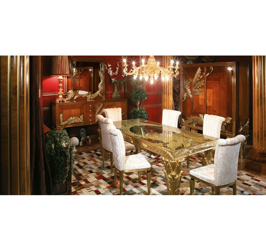 Гостиная Luxury / Asnaghi Interiors композиция 1
