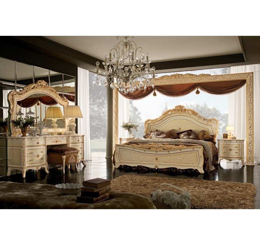 Спальня Alysee Laccoto / Bacci Stile композиция 1