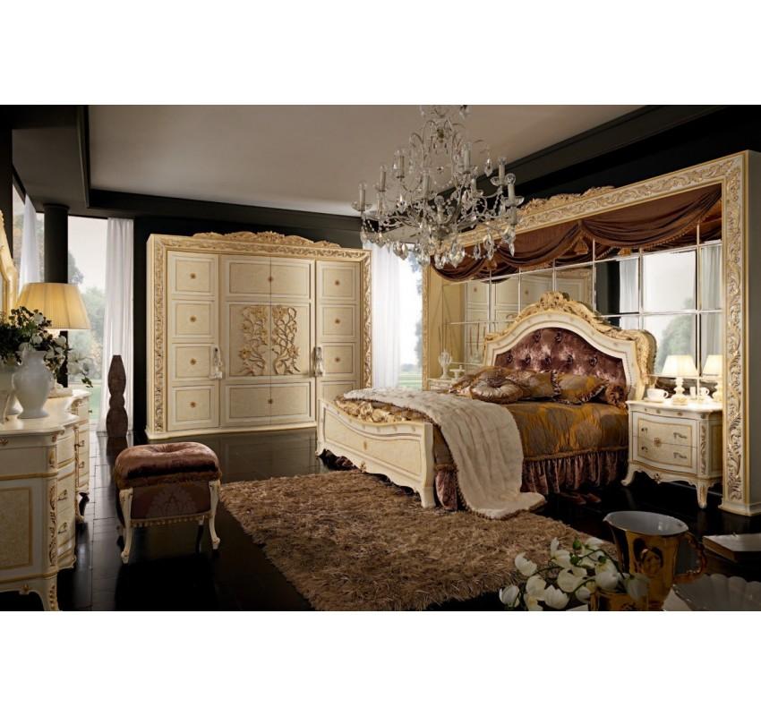 Спальня Alysee Laccoto / Bacci Stile композиция 2