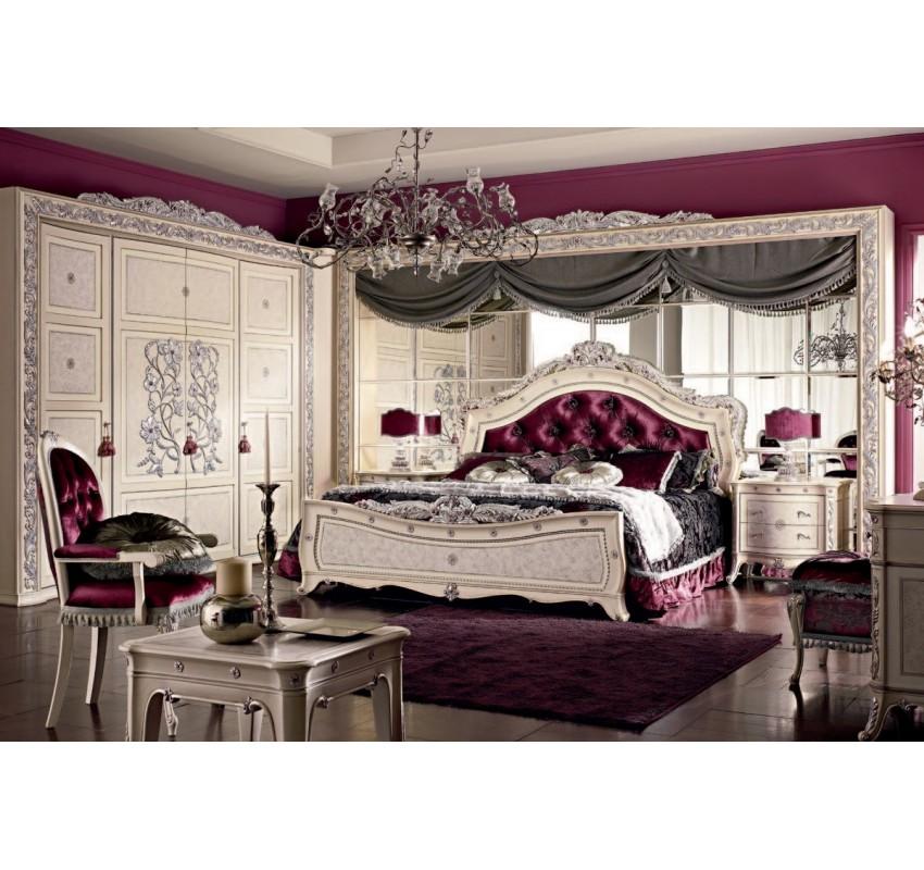 Спальня Alysee Laccoto / Bacci Stile композиция 3