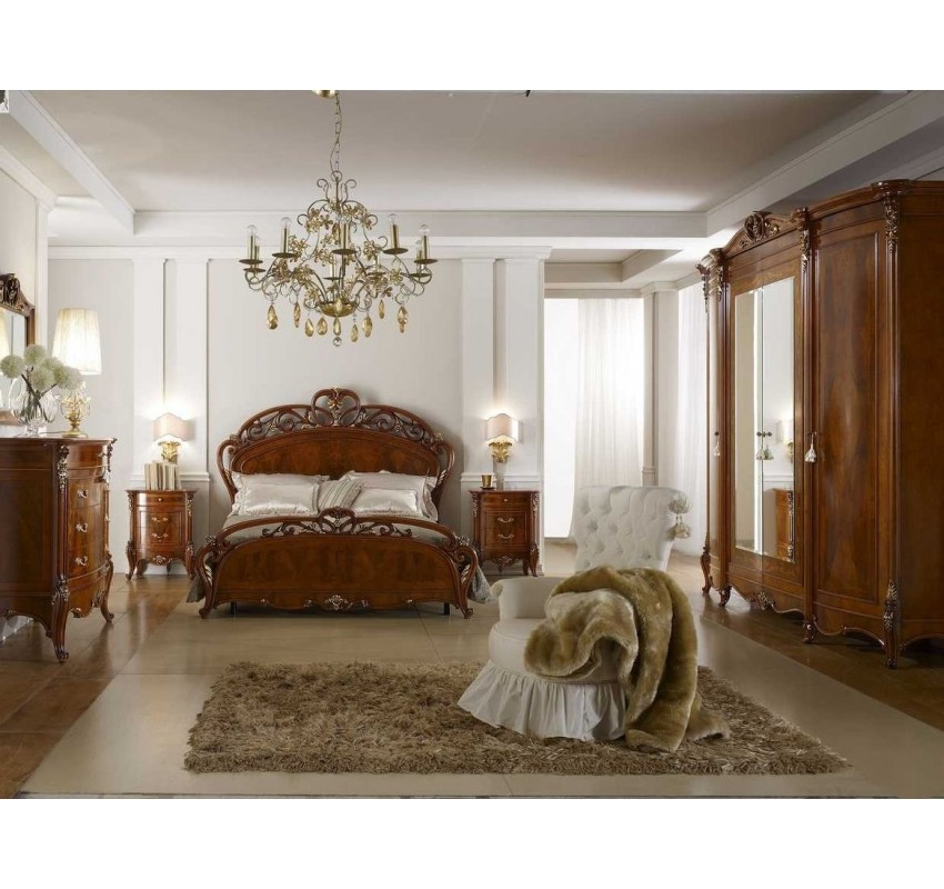 Спальня Palladio / Bacci Stile композиция 1