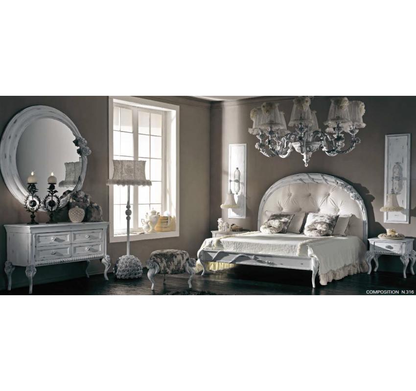 Спальня Mon Amour композиция 3 / Bitossi Luciano