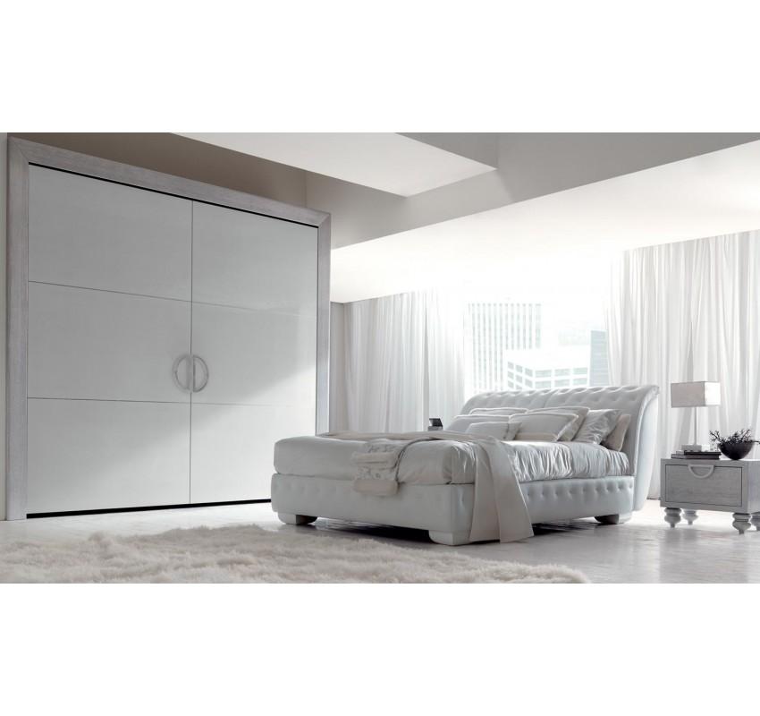 Спальня Zoe Silver / CorteZari композиция 1