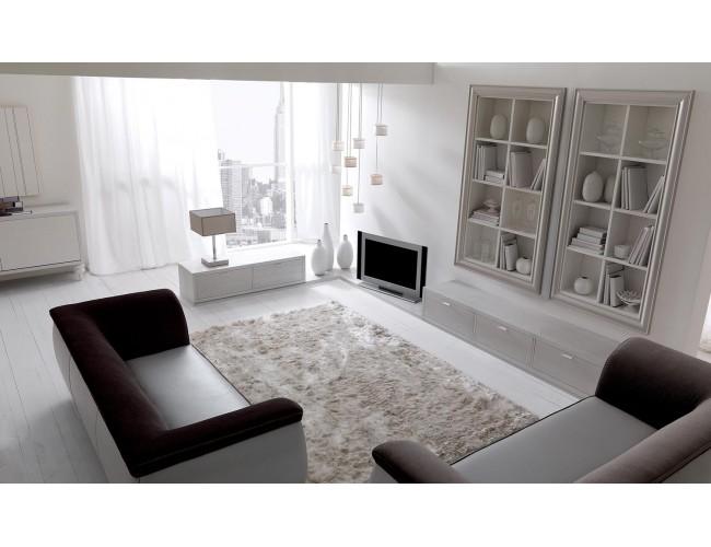 Гостиная Zoe Silver / CorteZari композиция 2