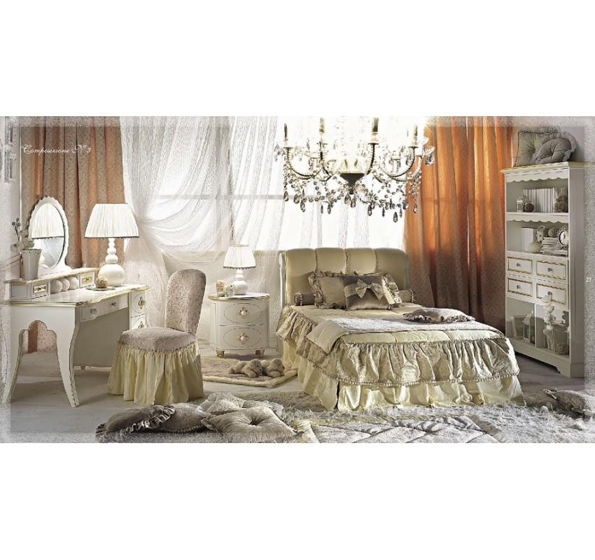Спальня Elegance/Ebanisteria Bacci
