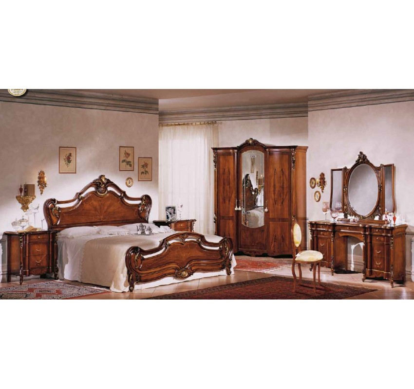Спальня Barocco / Fratelli Pistoles композиция 1