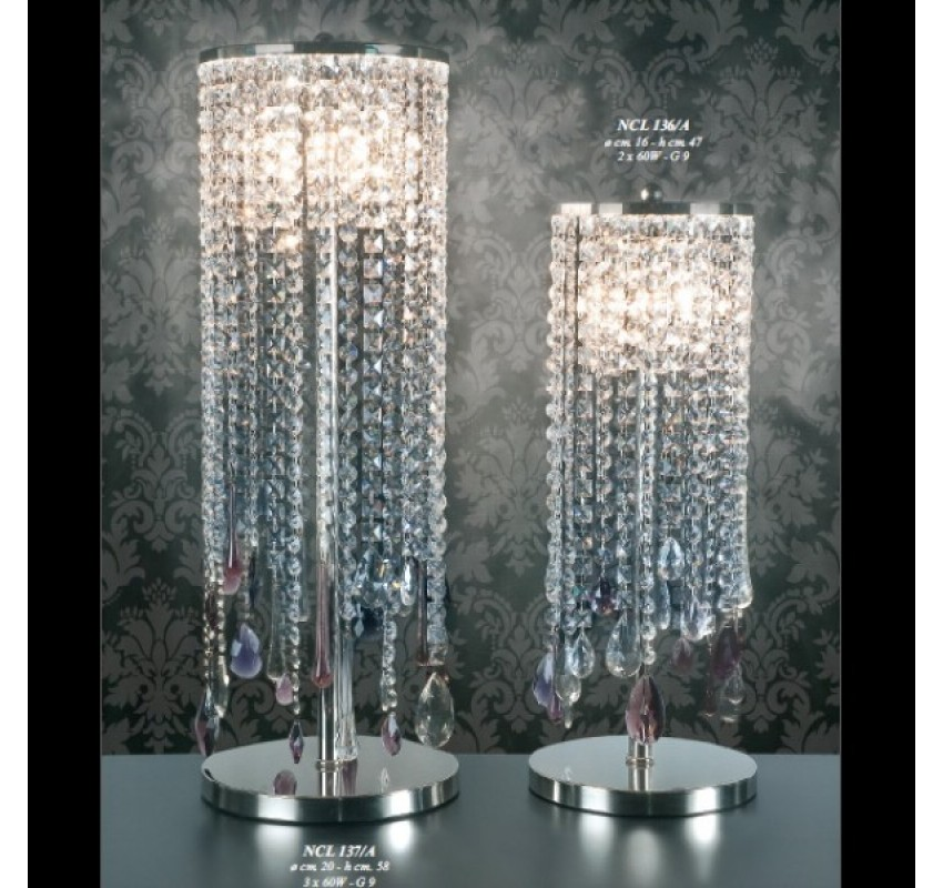Настольная лампа Jago Gracy NCL 136/A