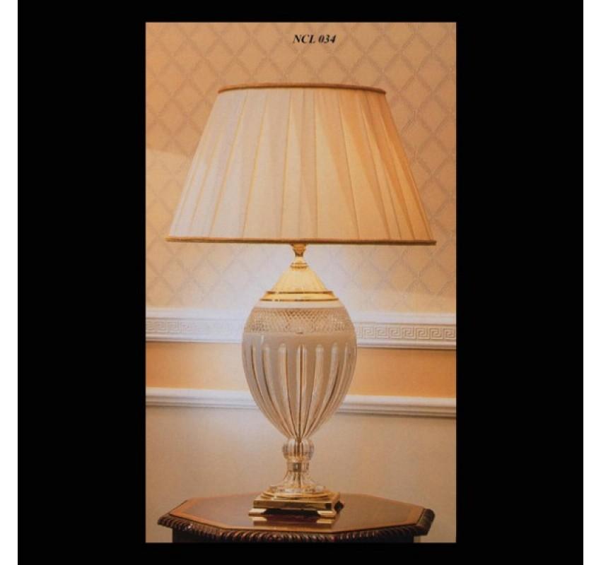 Настольная лампа Jago I Nobili Cristallo NCL 034