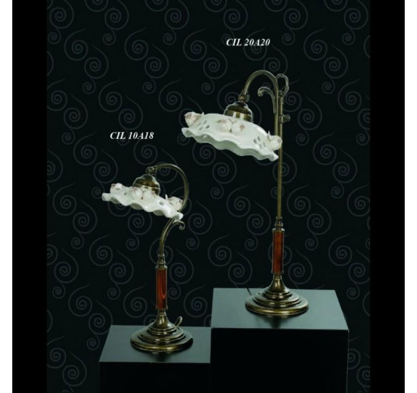 Настольная лампа Jago I Romantici Ischia CIL 10A18