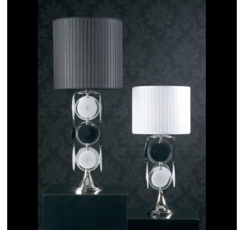 Настольная лампа Jago Anni 70 NCL 134 B/N BIANCO