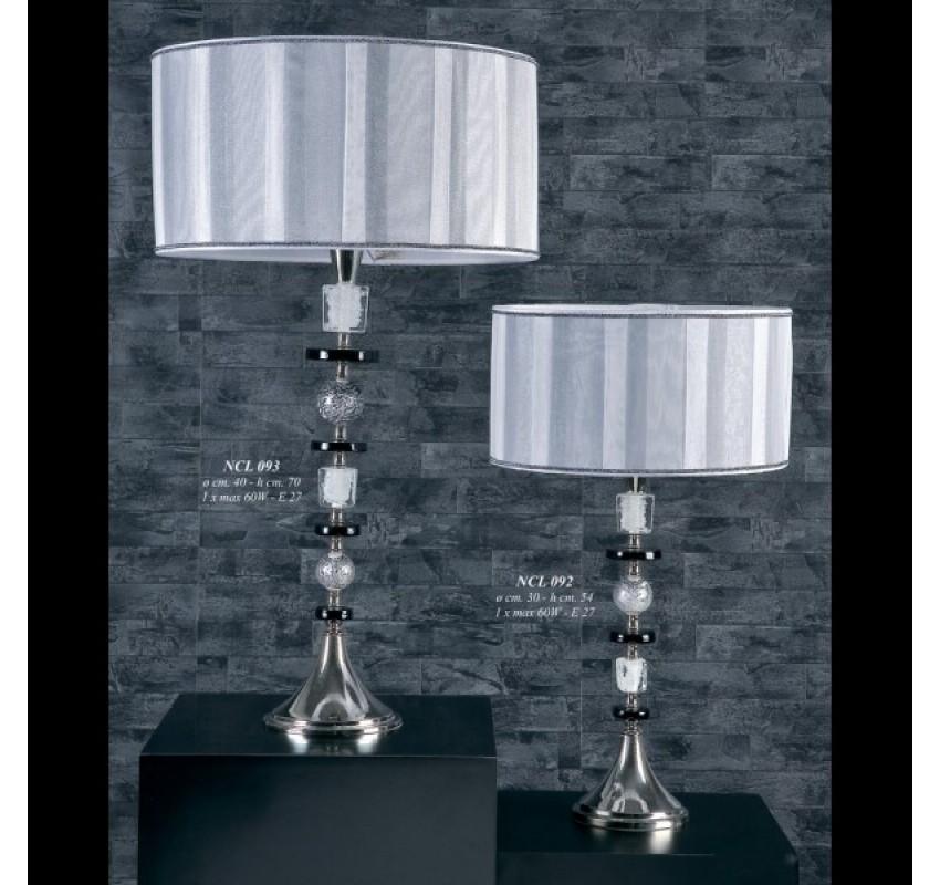 Настольная лампа Jago Ghiaccio NCL 092
