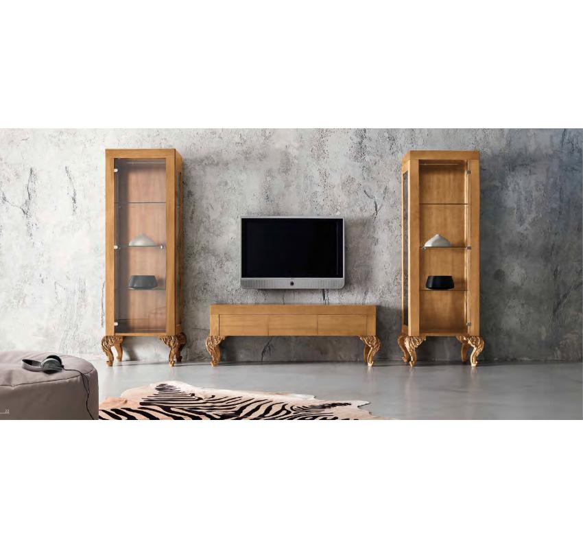 Композиция под ТВ Minimal Baroque / Modenese Gastone