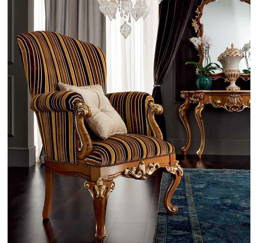 Кресло 12435 / Modenese Gastone
