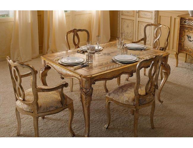 Стол 687 Pranzo / Andrea Fanfani