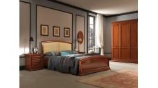 Изображение 'Кровать 71CI14LT Palazzo Ducale ciliegio/ Prama'