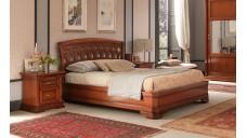 Изображение 'Кровать 71CI23LT Palazzo Ducale ciliegio/ Prama'