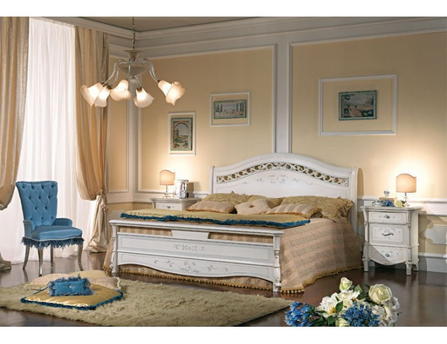 Кровать 303 Prestige laccato/ Casa +39