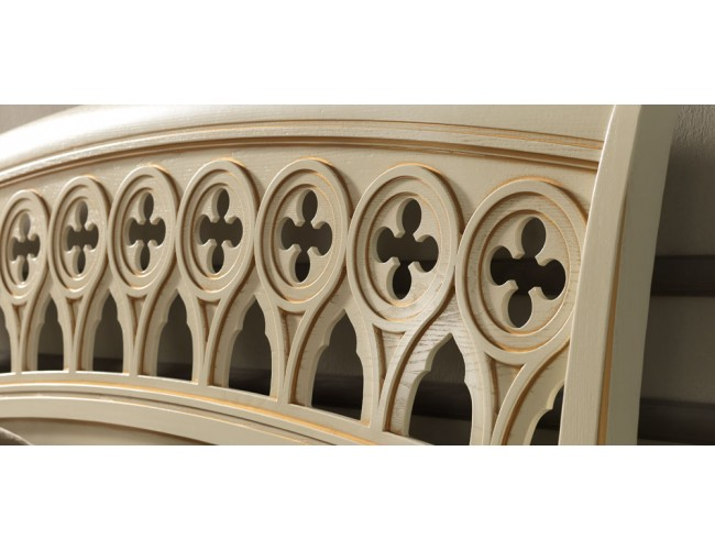 Кровать 71BO05LT Palazzo Ducale laccato/ Prama