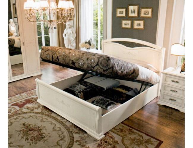 Кровать Afrodita LFС140С/ Maronese