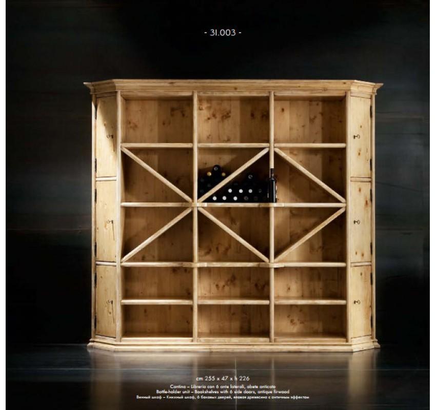 Книжный шкаф 31.003 Museum / Bamax